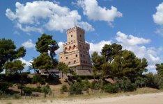 Torre di Cerrano - maják nedaleko rezidence