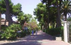 Promenáda v Silvi Marina