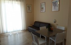 Obývací pokoj s jídelnou