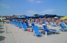 Soukromá pláž rezidence Sea Resort